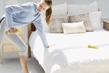 Cómo decorar el dormitorio de una dama
