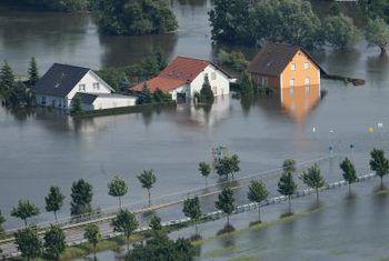 Cómo obtener un seguro contra inundaciones en el hogar del gobierno de los EE. UU.