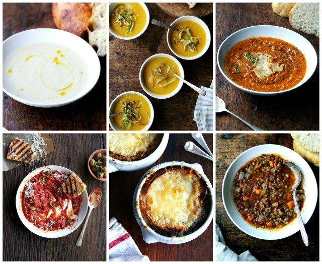 Ideas para un otoño e invierno de sopas, con el autor de `pan tostadas migas` ali stafford